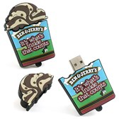 USB memory stick custom made 8 Gb kunststof in eigen vorm