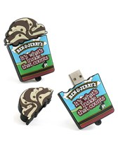 USB memory stick custom made 8 Gb kunststof in eigen vorm /