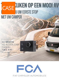 FCA Fiat Chrysler action cams