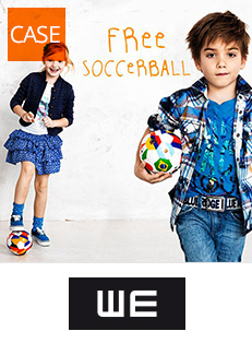 WE Fashion klantcase custom made voetballen