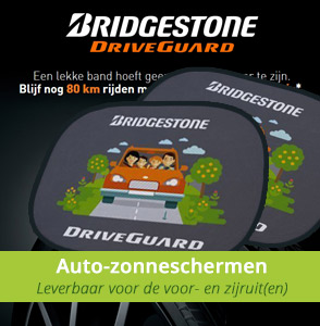 Custom made auto zonneschermen