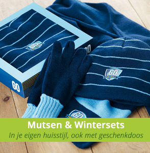 Custom made mutsen, sjaals en handschoenen